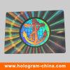 Etiqueta anti falsificación de la seguridad del holograma del laser 3D del color