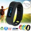 Cheminement sain futé de sommeil de sports de montre de bracelet de Pedometer de Wristband de Bluetooth