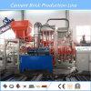 Máquina de fabricación Quemar-Libre automática llena del cemento/del bloque de cemento/ladrillo
