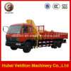 Carro hidráulico móvil de 10 toneladas con las grúas con el mejor precio