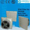 Filtro elettrico fissato al muro compatto dal ventilatore di scarico di Polyrethane (FK5526)