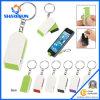 Soporte del teléfono Ipa03815 y limpiador de la pantalla con Keychain