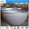 ガスボイラーの鋼鉄皿ヘッド/Hemisphericalの皿ヘッド