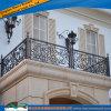 Railing Hardrail усовика балкона металла стальной напольный