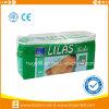 Lilas Bebe 공식은 Quanzhou 공장에서 아기 기저귀에 상표를 붙인다
