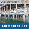 Sistema di raffreddamento dell'aria dell'azienda avicola
