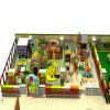Restaurant à l'intérieur de de jeu mou d'intérieur d'enfants