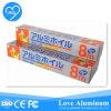 Papier recyclable sain respectueux de l'environnement de papier d'aluminium en four pour le traitement au four