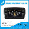 GPS A8 Chipset 3 지역 POP 3G/wifi BT 20 Dics Playing를 가진 S100 Car DVD Player For 벤즈 W203 2000-2004년