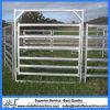 El panel de la puerta de la yarda de 6 de la barra de la economía ganado del ganado