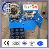 Machine sertissante de boyau en caoutchouc hydraulique de pouce 1/4-3 en vente