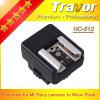 Nikon Camera Flash (HC-512)のためのTravor Camera Hot Shoe Converter