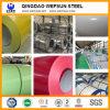 O fabricante (PPGI, PPGL), aço Prepainted principal, colore bobina de aço galvanizada revestida