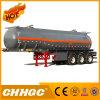 ISO CCCは3車軸50cbm液体タンクセミトレーラーを承認した