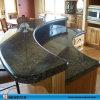 花こう岩の台所によって形成される流しのカウンタートップ