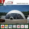 diametro di 25m 80 piedi della cupola geodetica di tenda della struttura per gli eventi