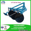 Aratro a disco della strumentazione 1lyt-325 del trattore agricolo con doppio tirante