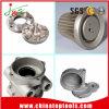 환영에 의하여 주문을 받아서 만들어진 아연 주물 부속 또는 알루미늄 포장은 또는 주물을 정지한다