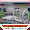 قابل للنفخ واضحة قبة خيمة خيمة قابل للنفخ شفّافة قابل للنفخ فقاعات خيمة