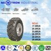 Chariot élévateur Skid Steer Solid Tire, OTR Tire avec BRI 26.5r25