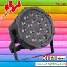 18*3W DEL Flat PAR Lighting