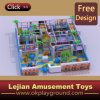 Popular in USA Indoor Soft Playground for School with SGS Certificate
