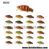 Populäre harte Fischen-Köder-Lebensdauer wie Swim-Köder