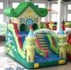 Diapositiva divertida de la diversión inflable popular pequeña para el patio de la diversión