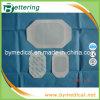 Limpeza de ferida transparente A0607X do adesivo IV da película do plutônio