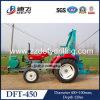 Dft-450 Tractor Type Borehole Drilling da vendere