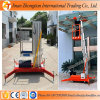 Aerial Workのための容易なOperation Single Mast Aluminum Alloy Lift Platform Used