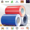 Color Aluminum Coated Coil con Low Price - PVDF-Blue