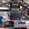 alta producción de trituradora de doble rodillo