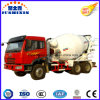 12 camion cubique de mélangeur concret de FAW 6X4