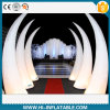 Wedding all'ingrosso Supplies, Archway del LED Lighting Inflatable Tusk, Tube per Wedding, Event Decoration