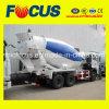 高品質の大型トラックHOWO 12cbmの14cbm具体的なトラックのミキサー
