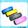 Silk Screen Logo Metal Swivel USB Flash Drive (ZYF1142)