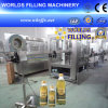 Автоматические 2 в 1 роторной машине завалки кукурузного масла бутылки