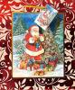 Gift Paper Bag Babbo Natale ( CS - 020 )