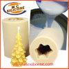 液体のシリコーンを作る蝋燭型