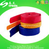 Excellents boyau/tube/canalisation de Layflat de couleur rouge de PVC de la Chine