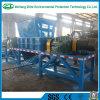 재생하는 타이어 또는 폐기물 플라스틱 기계 분쇄