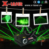 X-Laser Green Laser Light Laser-4With Laser-Light Projector/Text
