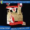 Il nuovo disegno per il regalo tedesco di Suvenior assegna il medaglione