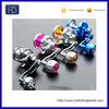 Neuer Entwurf! Doppelte Bremsen-schwere volle Metallkarosserien-Salzwasser-Boots-Fischen-Bandspule