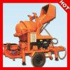 Chegada nova para a maquinaria civil da bomba do misturador concreto da construção para a venda