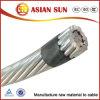 Tipo de cabos de ACSR do condutor desencapado de alumínio do condutor de ACSR
