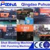 Máquina de perfuração mecânica do CNC da placa de aço