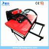 Máquina de alta presión manual grande de la prensa del calor