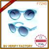 F7240 укладо жизни классицистическое Sunglass с голубой прозрачной рамкой